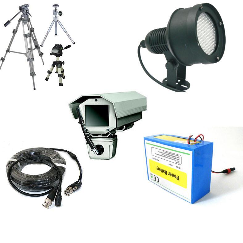 Mini Caméra Full HD PTZ Motorisée - Opto Vision